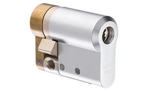 Cylinders for EURO standard locks
